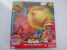 Dora The Explorer Beach Dress Up Adventure Set - NIB