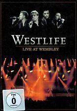 DVD - Westlife - Live At Wembley