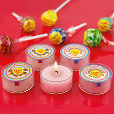 Tea Light Candles Scented Chupa Chups Fruity Flavoured Scents Home Decor Gift