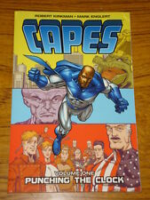 CAPES PUNCHING THE CLOCK VOL 1 IMAGE KIRKMAN ENGLERT GRAPHIC NOVEL 9781582407562