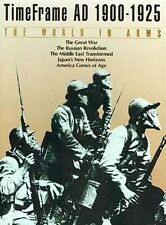 Time-Life Time Frame 1925 WWI America Russian Revolution War w/Japan Middle East