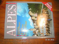 !, Alpes Magazine n°17 Nyons Frison Roche Mer de Glace Arcabas  Vielleux Verdon