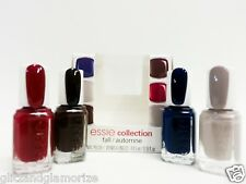 Essie Nail Polish Mini FALL Dress To Kilt Collection Set 4ct/pk