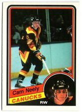 CAM NEELY 1984 O-PEE-CHEE ROOKIE RC CARD #327!