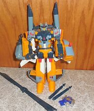 Transformers Cybertron EVAC Complete Voyager Class Action Figure 2006