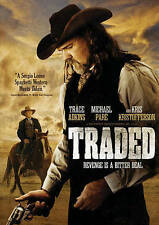 Traded by Kris Kristofferson, Trace Adkins, Tom Sizemore, Michael Paré