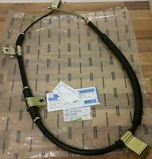 GENUINE SSANGYONG MUSSO PARKING HAND BRAKE CABLE RR-LH 4901005006X