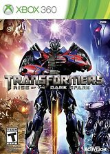 Transformers: Rise of the Dark Spark - Xbox 360 Game