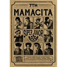 K-pop SUPER JUNIOR - VOL.7 [MAMACITA] B Ver. (SJUNI07B)