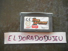ELDORADODUJEU   DUEL MASTERS SEMPAI LEGENDS NINTENDO GAME BOY ADVANCE GBA VF