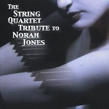 Tribute to Norah Jones: String Quartet Tribute to Norah Jones  Audio CD