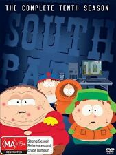 SOUTH PARK : SEASON 10 : NEW DVD Box Set