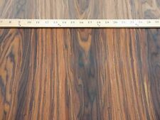 "Rosewood composite wood veneer 24"" x 96"" raw no backing 1/42"" thickness (#2305)"