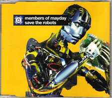Members Of Mayday - Save The Robots - CDM - 1998 - Techno WestBam