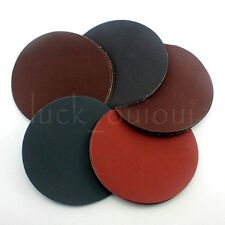 "25X Grit 500-3000# 6"" Sanding Sheet Discs Hook and Loop Sandpaper Mixed No Hole"