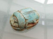 EGYPTIAN CARVED SCARAB BEETLE