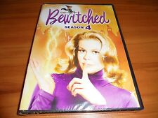 Bewitched - The Complete Fourth Season (DVD, 3-Disc Set) NEW 4 4th Four
