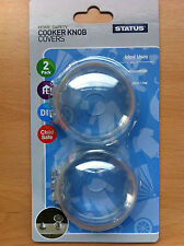 2pc Cooker Knob Cover Baby Toddler Home Safety Products Great Value!