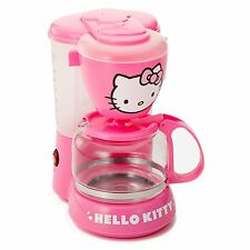 36209 Pink Hello Kitty 550W 5-Cup Coffee Maker with Auto Drip/Auto Off/Filter