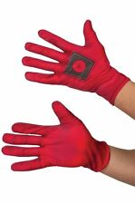 Deadpool Costume Gloves Marvel Adult Accessories, XMEN Wade WIlson,FREE SHIPPING