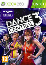 Kinect Dance Central 3 XBOX360 - totalmente in italiano