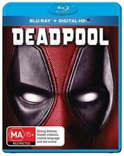 Deadpool : NEW Blu-Ray