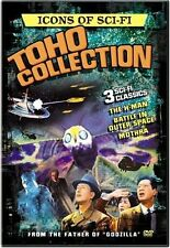 Icons of Sci-Fi: Toho Collection The H-Man / Battle in Outer Space / Mothra 1958