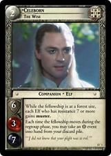 LoTR TCG Bloodlines Celeborn, The Wise Masterworks FOIL 13O1