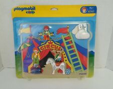 Playmobil Puzzle Circus Friends Set #6747 New Playmobil 123 #2