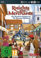 Knights and Merchants [pc | Mac téléchargement] - Multilingual [E/F/G/es/pl/NL]