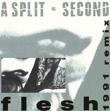 A Split Second Flesh-1991 Remix [Maxi-CD]