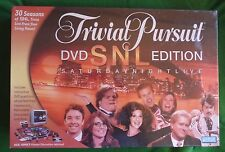 Trivial Pursuit SNL DVD Edition Saturday Night Live Board Game New NIB Sealed