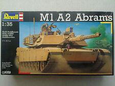 Revell 03059 M1A2 Abrams 1:35 Neu & versiegelt Kombiversand möglich