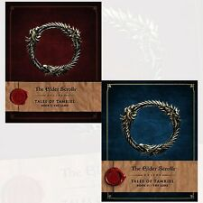 The Elder Scrolls Online Collection Vol (I & II) 2 Books Set Hardcover New Pack
