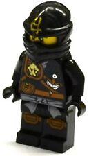 LEGO 70747 - NINJAGO - Cole / Knee Pads - Minifig / Minifigure