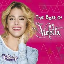 The Best Of Violetta Original Soundtrack -- CD  NEU & OVP 16.09.2016