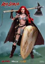 PHICEN 1/6 Red Sonja PL2015-86 Seamless Large Bust Female Action Figure