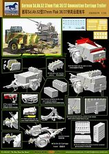 Bronco 1/35  German Sd.Ah.52 3.7cm Flak 36/37 #35079