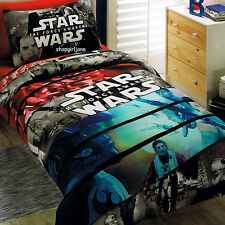 Star Wars - Conflict - Disney - Single/US Twin Bed Quilt Doona Duvet Cover set