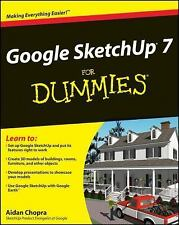 Google SketchUp 7 For Dummies, Chopra, Aidan, 0470277394, Book, Acceptable
