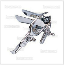 stainless steel medical vaginal speculum expander scopy SM sex-aid tool