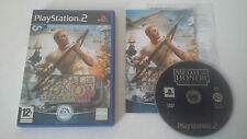 MEDAL OF HONOR SOLEIL LEVANT - SONY PLAYSTATION 2 - JEU PS2 COMPLET