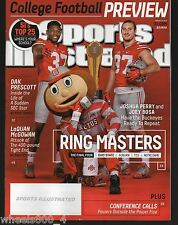 2015 Sports Illustrated Ohio State Joshua Perry Joey Bosa Subscription Issue NRM
