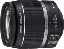 Canon EF-S 18-55mm F/3.5-5.6 IS Lens For Canon With USA  Warranty
