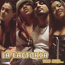 Mas Alla by La Factoria (CD, Ships Fast Brand New !
