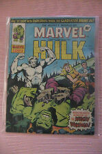 8.0 VF VERY FINE INCREDIBLE HULK # 180 1ST WOLVERINE UK EURO VARIANT SDCC RRP YP