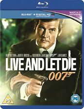 Live & Let Die - Blu-Ray + Ultraviolet Download - Guy Hamilton