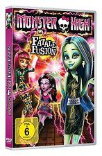 MONSTER HIGH - FATALE FUSION  DVD NEU