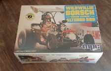 NEW Wild Willie Borsch Winged Express Altered Rod Model Kit, 1:25 Scale 6066