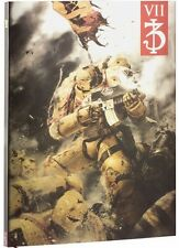 Warhammer 40k Space Marines Sentinels of Terra Codex Limited Edition Hardback GW